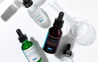 4 HA SkinCeuticals Serums