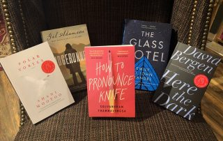 Giller Prize Books 2020